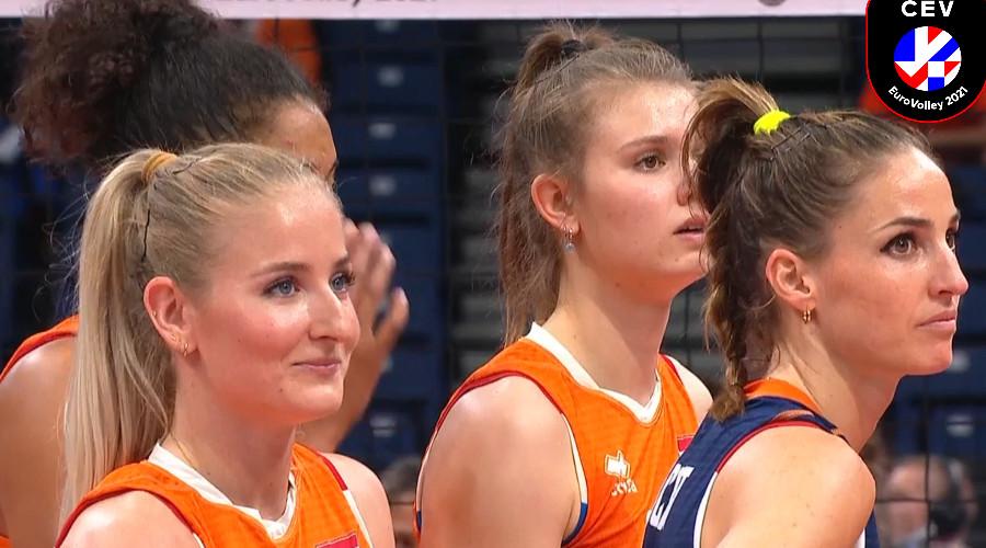 Volleybalsters Nederland