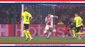 Ajax - Borussia Dortmund