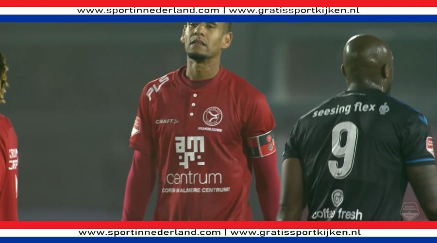 Almere City FC - De Graafschap