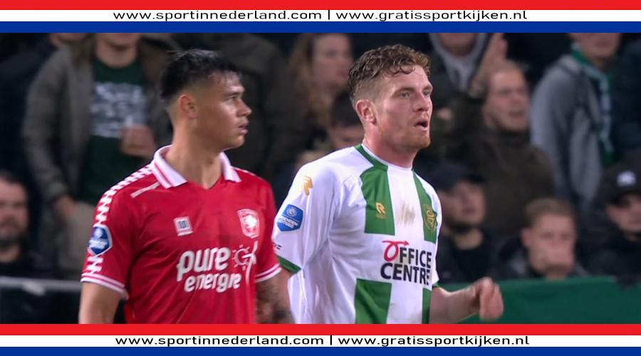 FC Groningen - FC Twente