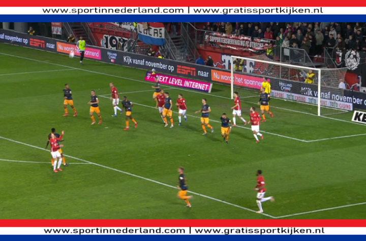 FC Utrecht - SC Heerenveen