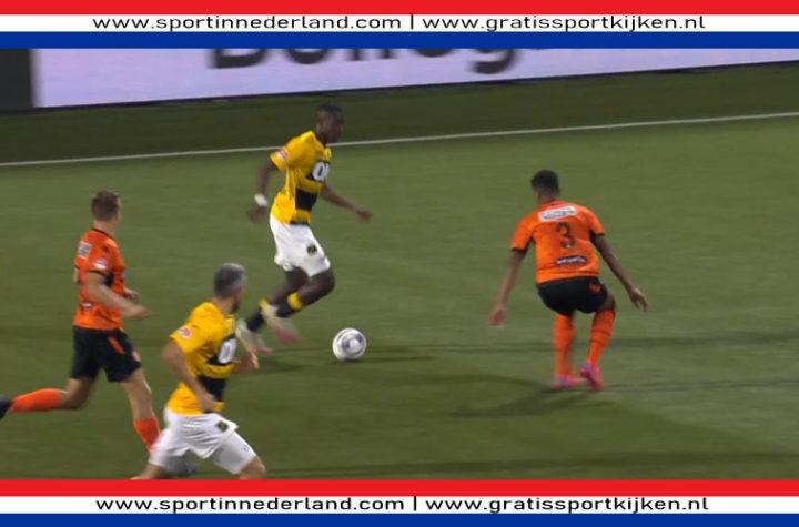 FC Volendam - NAC Breda