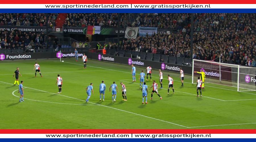 Feyenoord - Slavia Praag