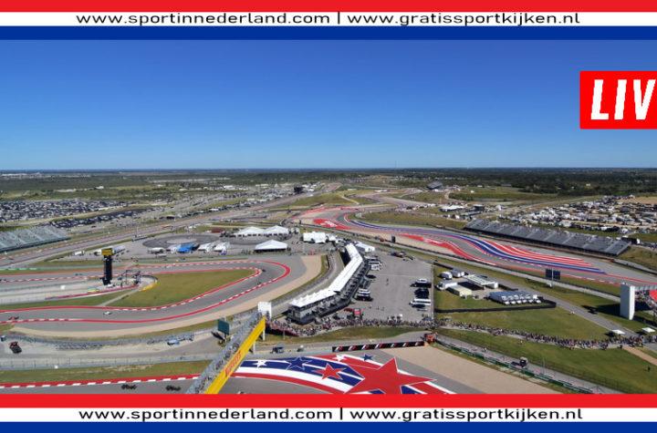 Hier kijk je dit weekend de American Grand Prix gratis (Foto Flickr)