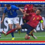 Italië - Spanje
