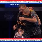 King in eerste ronde World Grand Prix te sterk voor Kleermaker