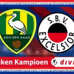 Live stream ADO Den Haag – Excelsior