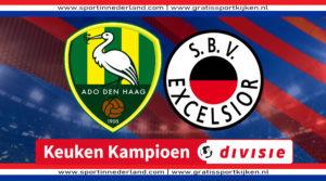 Live stream ADO Den Haag - Excelsior