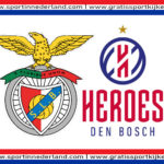 Live stream Benfica - Heroes Den Bosch
