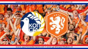 Live stream Cyprus - Nederland