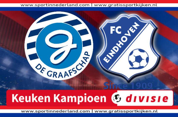 Live stream De Graafschap - FC Eindhoven