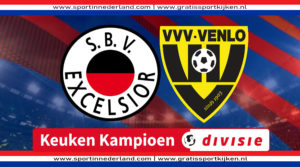 Live stream Excelsior - VVV-Venlo