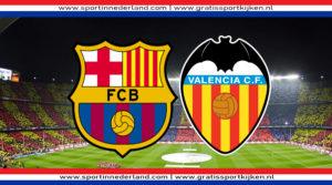Live stream FC Barcelona - Valencia