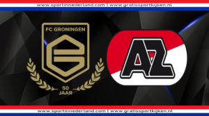 Live stream FC Groningen - AZ