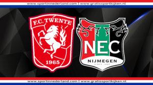 Live stream FC Twente - NEC