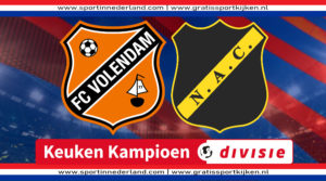 Live stream FC Volendam - NAC Breda