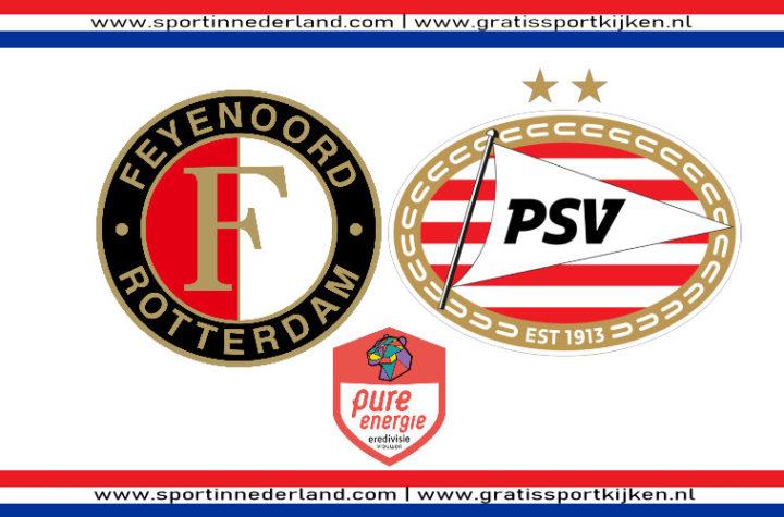 Live stream Feyenoord - PSV