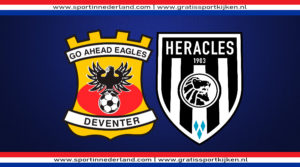 Live stream Go Ahead Eagles - Heracles Almelo