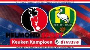Live stream Helmond Sport - ADO Den Haag