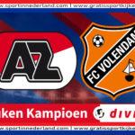 Live stream Jong AZ – FC Volendam