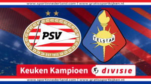 Live stream Jong PSV - Telstar
