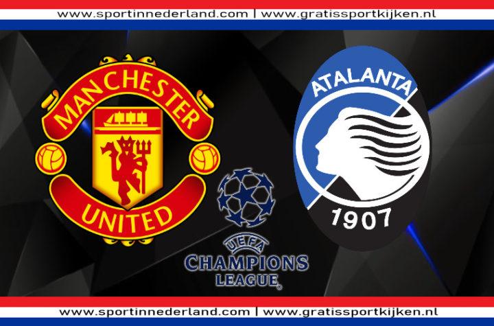 Live stream Manchester United - Atalanta Bergamo