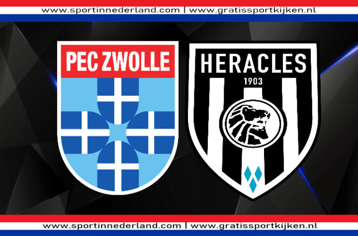 Live stream PEC Zwolle - Heracles