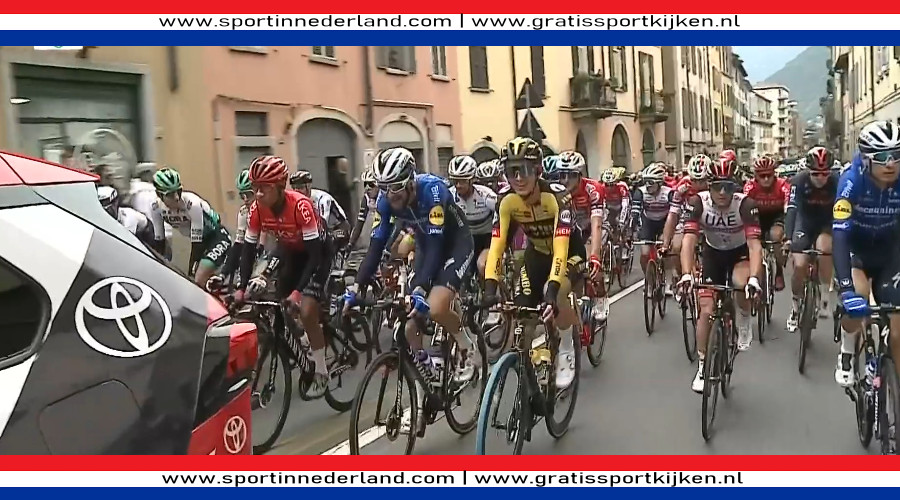 Live stream Ronde van Lombardije 2021