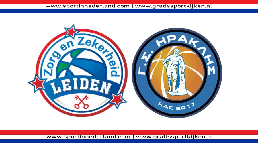 Live stream ZZ Leiden - Iraklis