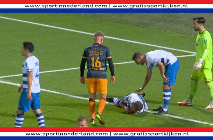 PEC Zwolle - SC Heerenveen