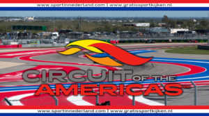 Programma Formule 1 Grand Prix Amerika