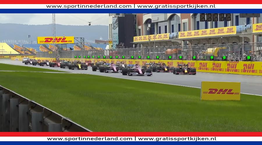 Programma Formule 1 Grand Prix Turkije