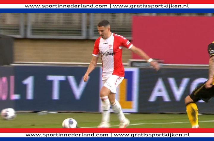 Roda JC - FC Emmen