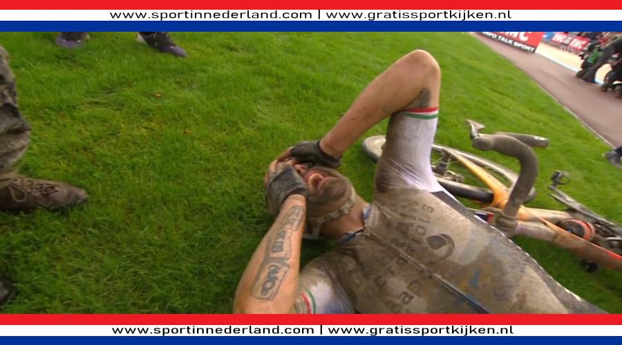Sonny Colbrelli wint Parijs-Roubaix