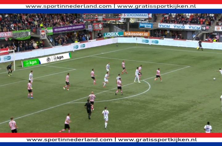 Sparta - FC Groningen