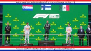 Verstappen neemt WK-leiding weer over van Hamilton