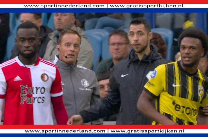 Vitesse - Feyenoord